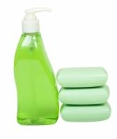 Bar Soap and Liquid Soap