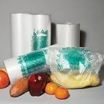 Plastic Grocery Produce Bags