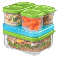 Lunch Boxes by Rubbermaid