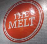 Sign at The Melt - Photo by Author's Niece Emma