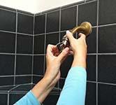 Low Flow Handheld Shower Bracket Installation