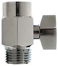 Shower Inline Shut Off Valve by Danco
