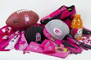NFL Breast Cancer Awareness Fundraising Campaign