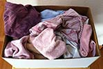 Box of Cloth Towels