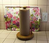 Brown Recycled Paper Towels