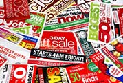 Direct Mail Sale Advertisement Flyers