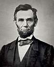 President Abraham Lincoln - November 1863