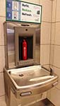 Water Bottle Refill Station at Atlanta Hartsfield-Jackson Airport
