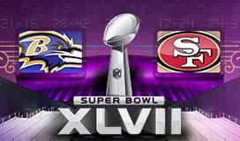 NFL Super Bowl XLVII Image