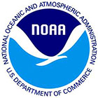 U.S. National Oceanic and Atmospheric Administration Logo