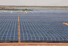Gujarat Solar Park, India