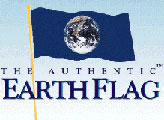 John McConnell's Earth Day Flag