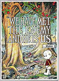Pogo Earth Day Poster 1970 - By Walt Kelly