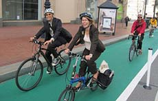 Bike to Work Day 2010 in San Francisco, CA