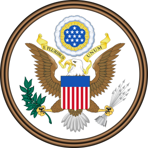 Great Seal of the United States of America - Click to View Larger Image