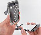 Repairing iPhone 4 - Photo: iFixit 120