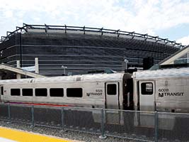 MetLife Stadium Light Rail