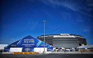 MetLIfe Stadium Super Bowl XLVIII - Photo: Eduardo Munoz / Reuters