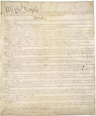 U.S. Constitution Page 1