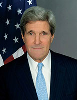 U.S. Secretary of State John Kerry - Photo: Department of State