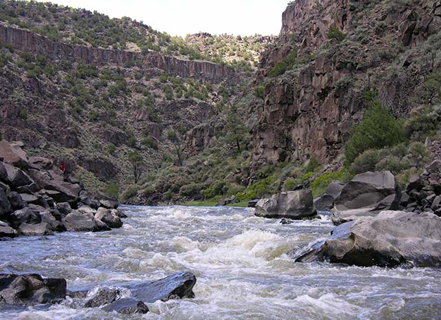 Rio Grande del Norte National Monument, NM - Photo: Oscar Simpson via ConservAmerica