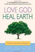 Love God, Heal Earth - click to buy at Amazon