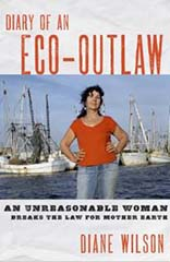 Diary of an Eco Outlaw Book Cover