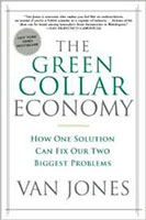 The Green Collar Economy Book Cover