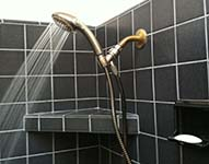 Low Flow Handheld Showerhead I Installed