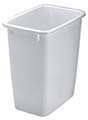 Open Kitchen Trash Can from Rubbermaid