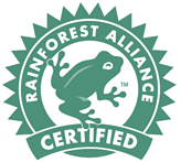 Rainforest Alliance Certified™ Logo