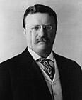 President Theodore Roosevelt - 1904