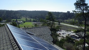 The Unlikely Environmentalist's Home Rooftop Solar System