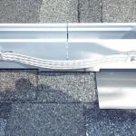 PV System Rails with Bond Jumper