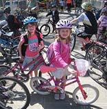 Bike to School Day 2009 in Seattle, WA