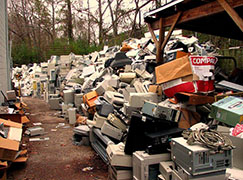 Electronic Waste Pile - Wikipedia