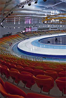 Adler Skating Arena - Photo Sochi: 2014 Organizing Committee