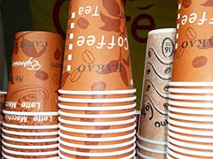 Disposable Take Out Coffee Cups