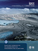 IPCC Climate Change 2013 The Physical Science Basis Report Cover WGI