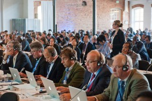 IPCC Delegates Meeting in Stockholm, Sweden