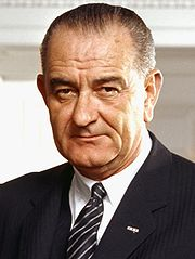 President Lyndon B. Johnson - Photo by Arnold Newman, 1964