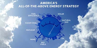 America's All-of-the-Above Energy Strategy Image