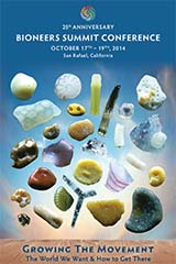2014 Bioneers Program Cover