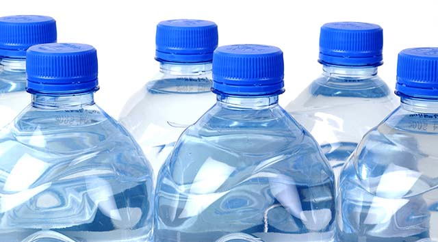 6 Single-Serving Bottles of Water