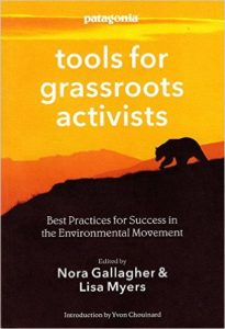 Tools for Grassroots Activists Book Cover