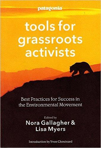 Tools for Grassroots Activists Book Cover