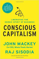 Conscious Capitalism Book Cover