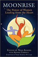 Moonrise - The Power of Women Leading from the Heart Book Cover