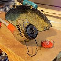Weed Whacker Repair - Line Reel
