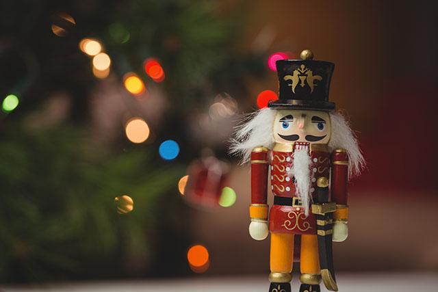 Nutcracker Toy Soldier Christmas Decoration